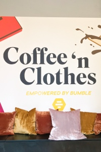 Coffee 'n Clothes Wall Art